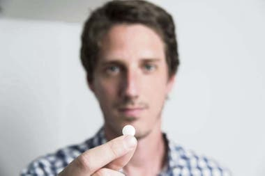 Garganta paracetamol de para infeccion
