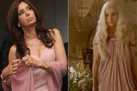 Game of Thrones: el tuit viral que compara a Cristina con Daenerys