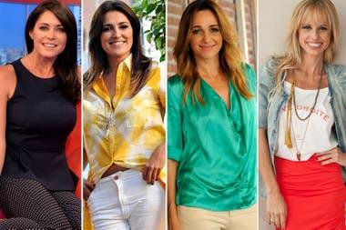 9c59ed9616bb Pamela David, Vero y Maju Lozano y Mariana Fabbiani: semejanzas y ...