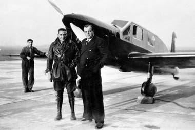 Antoine de Saint-Exupéry era considerado un héroe de la aviación