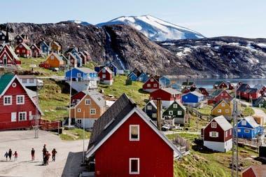 Trump se enojó con Dinamarca porque no quiere vender Groenlandia y suspendió una reunión