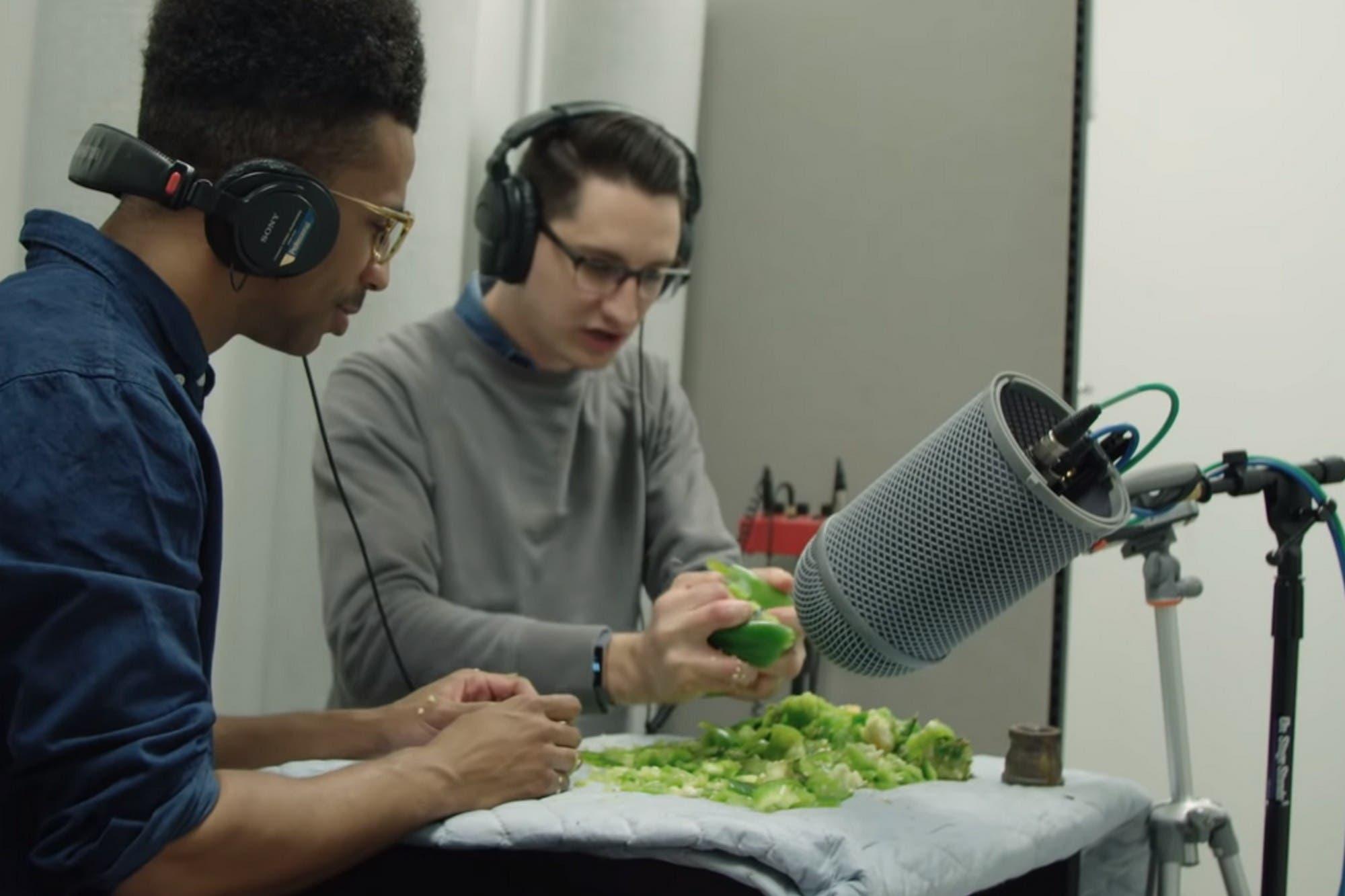 Con frutas y vegetales: así se crean los escalofriantes sonidos de las fatalities del Mortal Kombat
