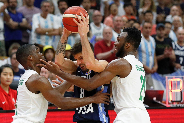 """Mundial de básquet. Cómo """"los europeos"""" de la Argentina vencieron a los NBA nigerianos"""