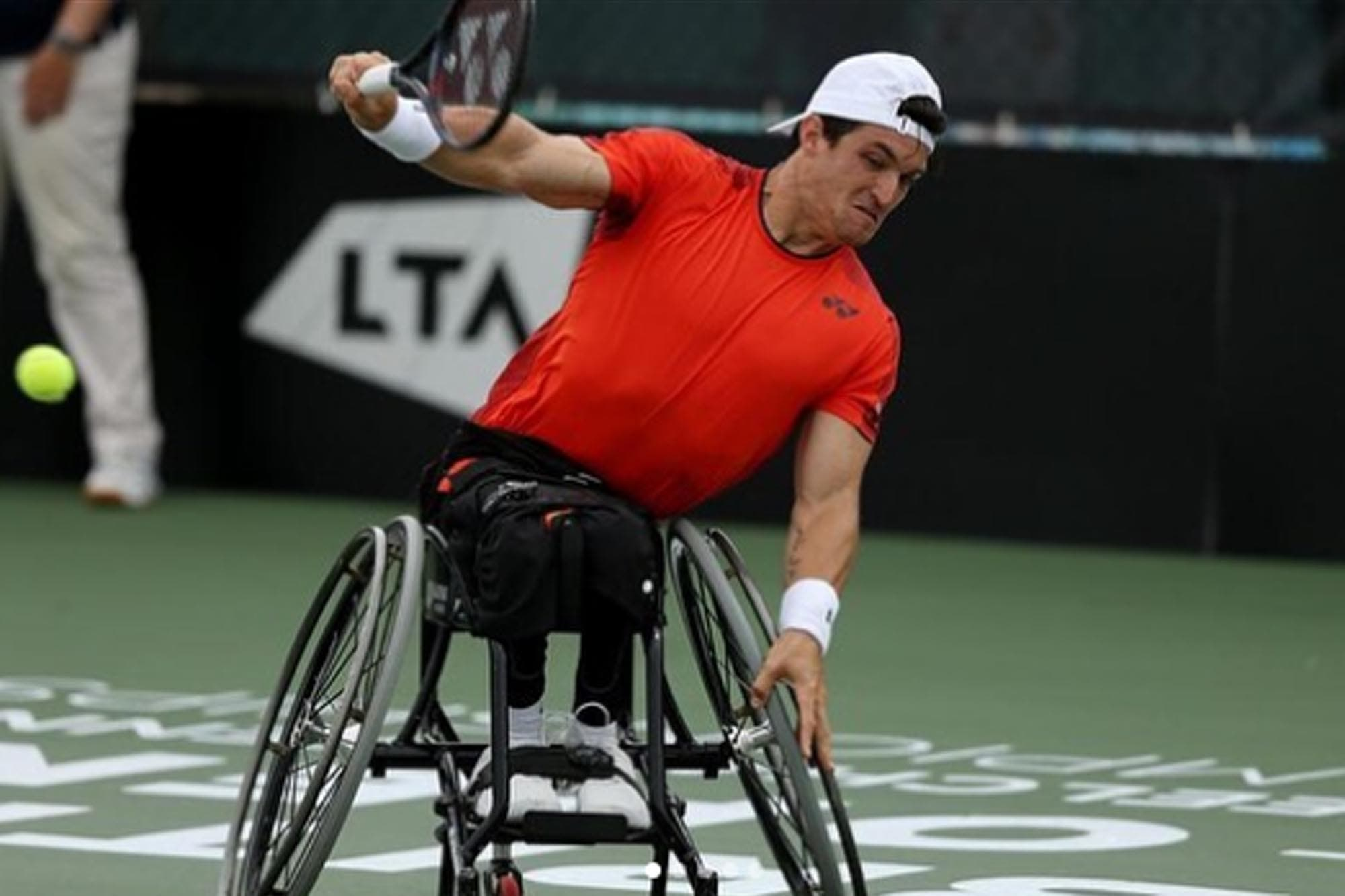 """US Open: las tres opciones que manejan para el tenis adaptado tras la sensación de """"discriminación"""""""