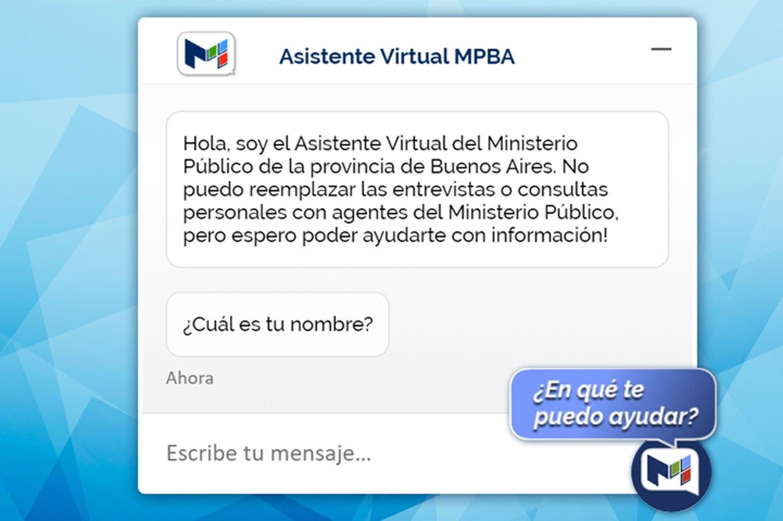 En Buenos Aires se podrán hacer denuncias o pedir asesoramiento jurídico por chat