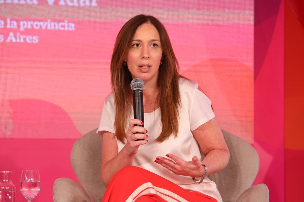 """María Eugenia Vidal. """"No quisiera los próximos años vivir de la política; estoy buscando trabajo"""""""