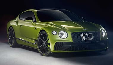 El color es exclusivo y es el que lucirán las 15 unidades del Bentley Continental GT Limited Edition