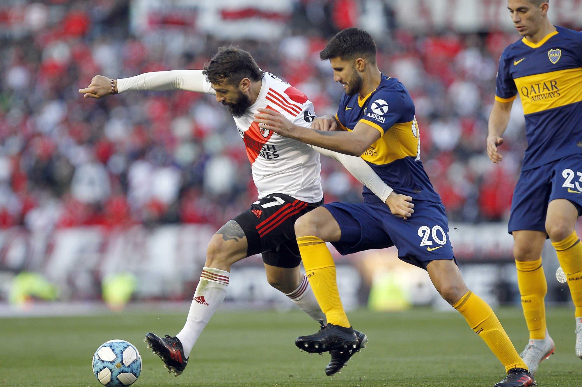Superliga: Boca y River quieren cambiar su calendario de la penúltima fecha, que pueden ser decisivos