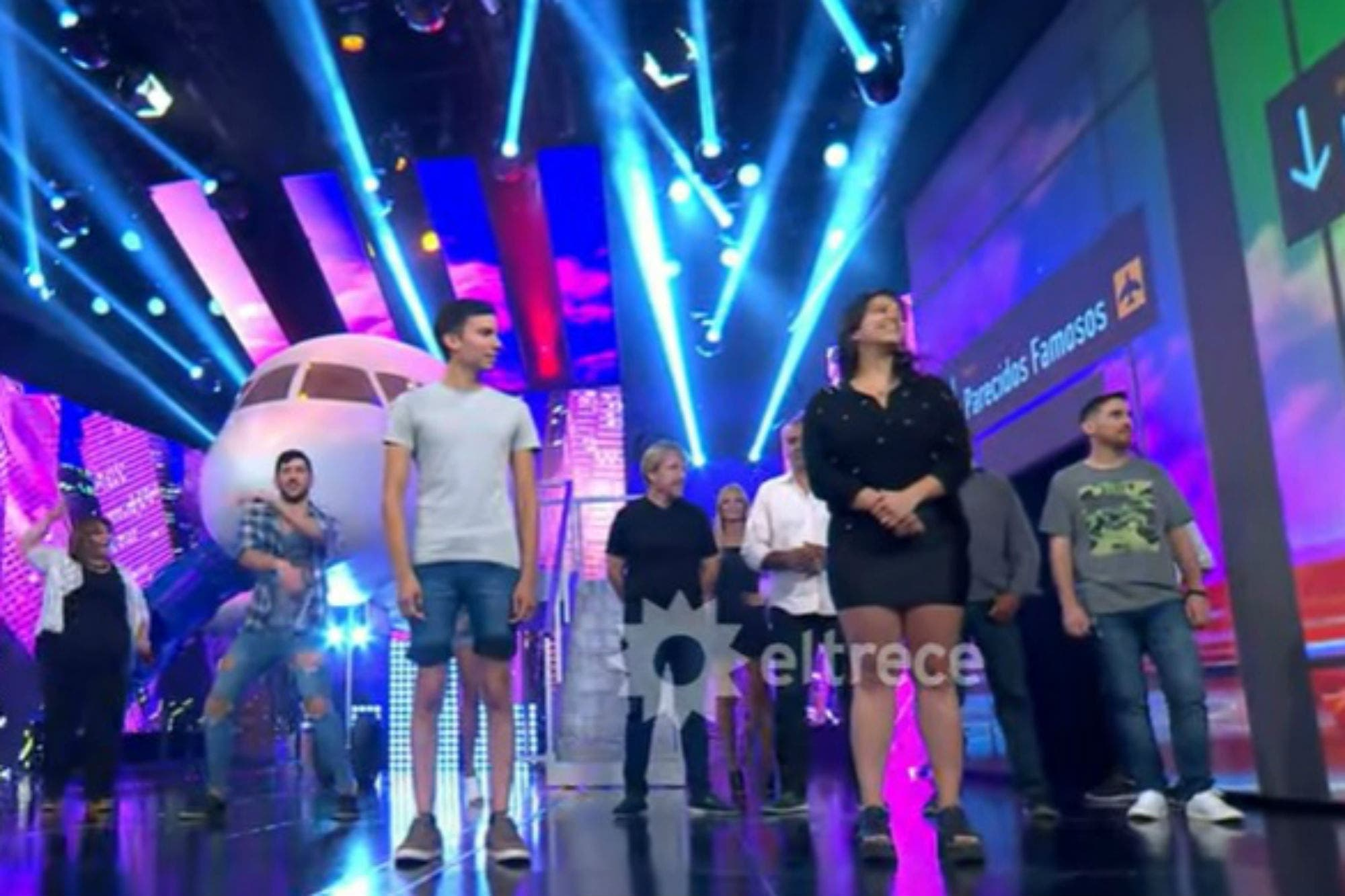 """El insólito juego del programa de Guido Kaczka: las rodillas que """"se parecen"""" a famosos"""