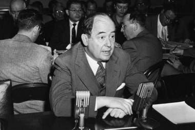 La mayoría reconocía a John von Neumann como el matemático más destacado del grupo