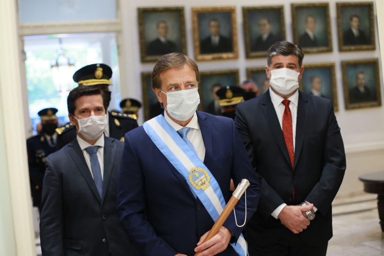 """Coronavirus: """"Cualquier brote de contagio nos obligará a retroceder"""", dijo el gobernador de Mendoza"""