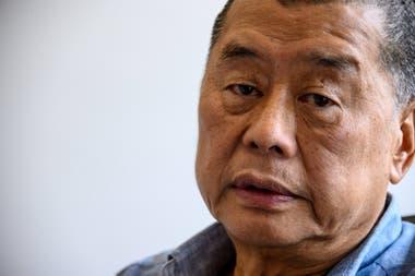 """""""Estoy preparado para ir a prisión"""", dijo Lai, en una entrevista con la agencia AFP en junio pasado"""