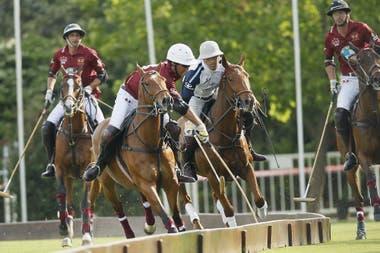 En Tortugas se juega uno de los torneos de la Triple Corona argentina de polo
