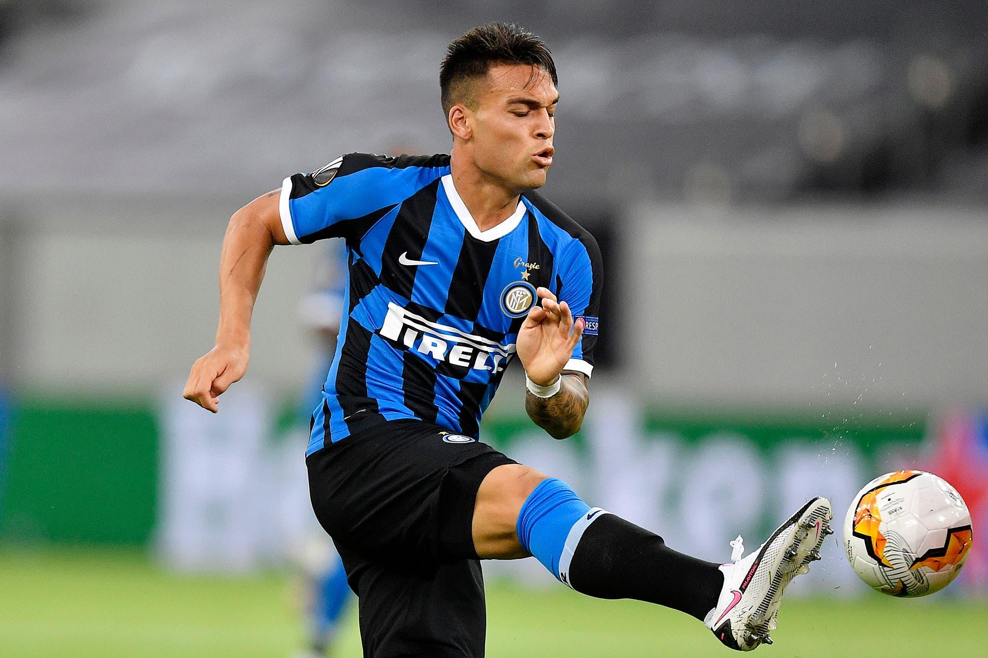 Lazio-Inter, Serie A de Italia: horario y TV del partido, con la presencia de Lautaro Martínez