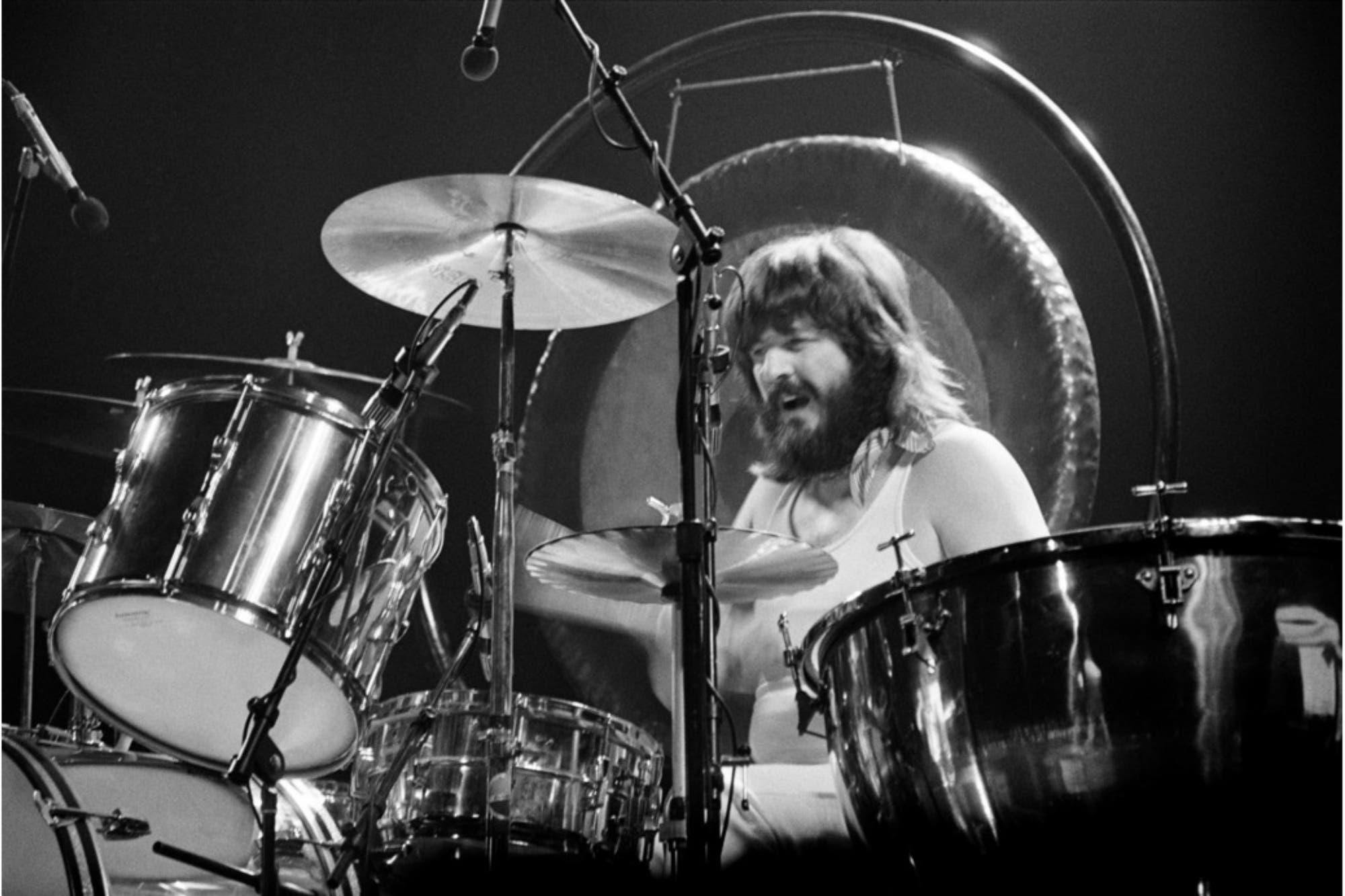 """John """"Bonzo"""" Bonham: a 40 años de la muerte del irremplazable baterista de Led Zeppelin"""