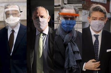 En medio de la pandemia, la Corte Suprema realiza sus reuniones habituales de los martes por Zoom