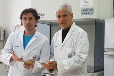 Francisco Sautua y Marcelo Carmona