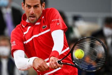 Novak Djokovic, que busca terminar el año como número 1, competirá la semana próxima en el ATP 500 de Viena.
