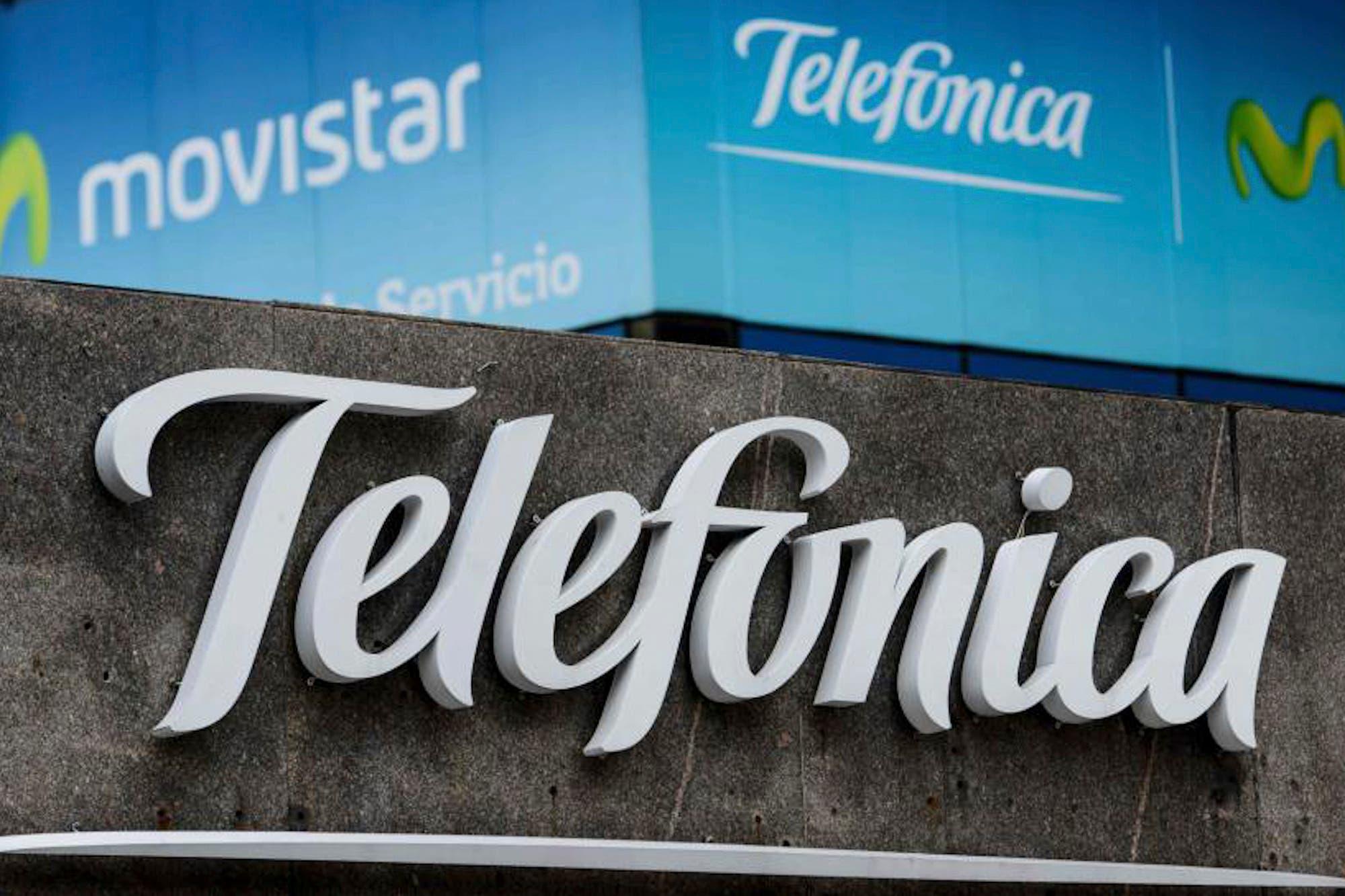 Telefónica: Kicillof inició acciones de oficio contra la empresa