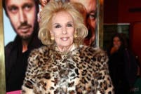 Mirtha Legrand le envió una carta documento a Federico Luppi