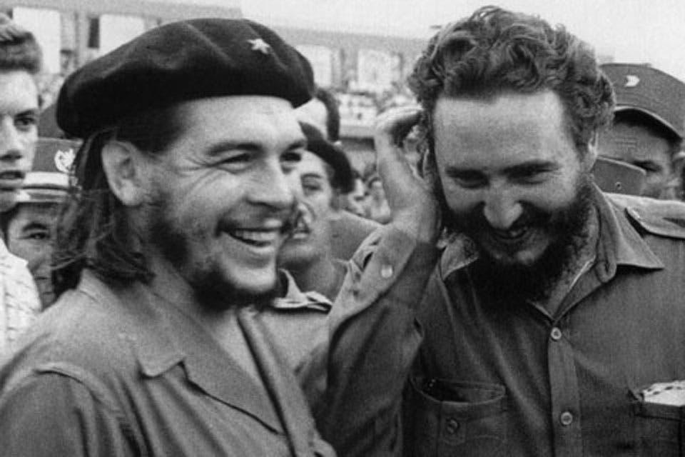 Fidel Castro y su relación con el Che Guevara - LA NACION