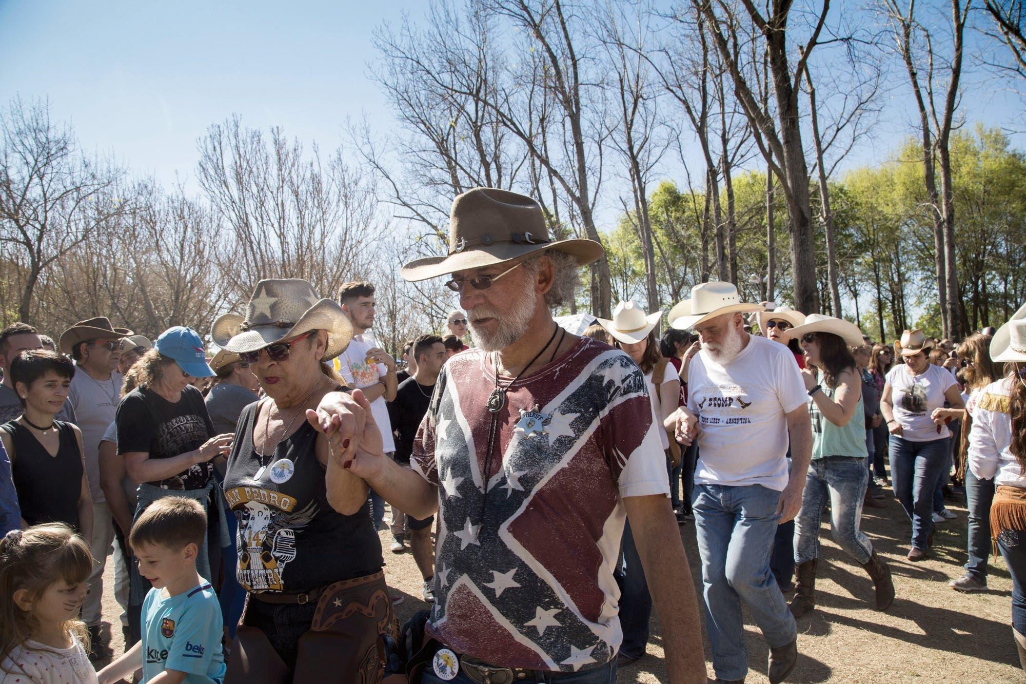 feac533ca8ae6 Entre cowgirls y vaqueros  el Lejano Oeste en San Pedro - LA NACION