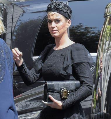El look elegido por Katy Perry para su encuentro con el Papa