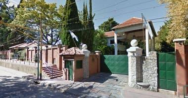 Quinta de Olivos. Los bolsos también eran llevados a la residencia