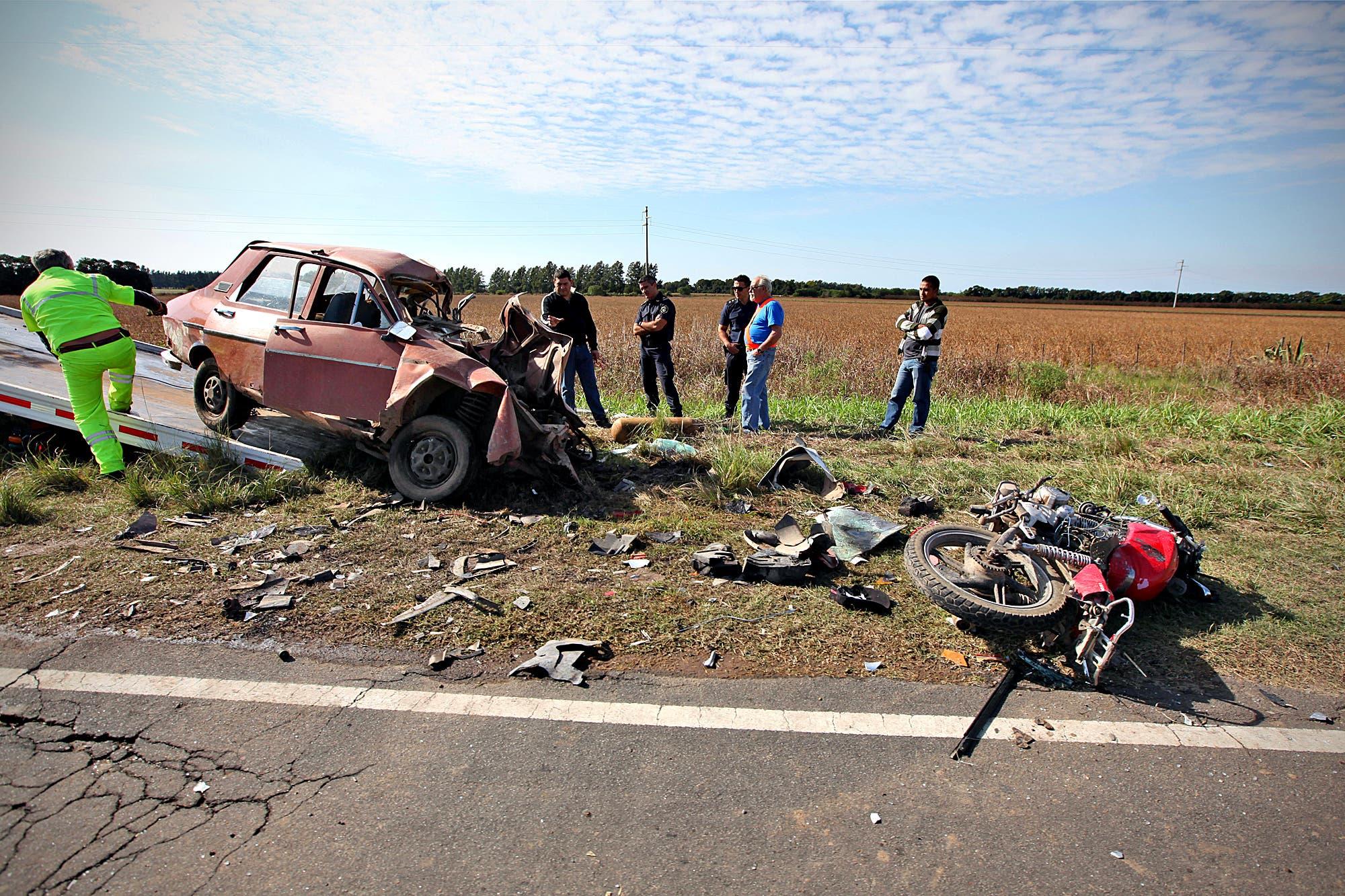 Tránsito porteño: cuatro de cada diez víctimas fatales en siniestros viales son motociclistas