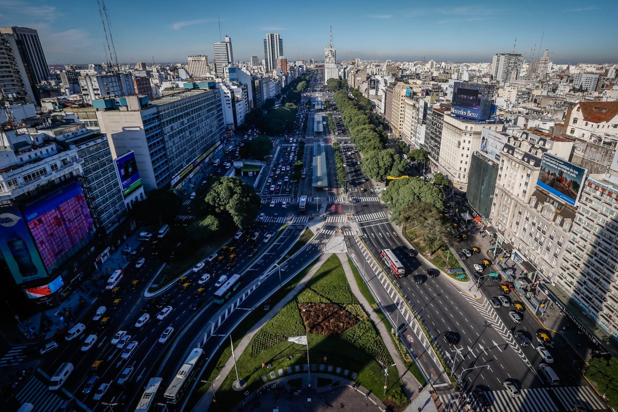 """La Ciudad fue elegida por Google para implementar una iniciativa de """"impacto ambiental positivo"""""""