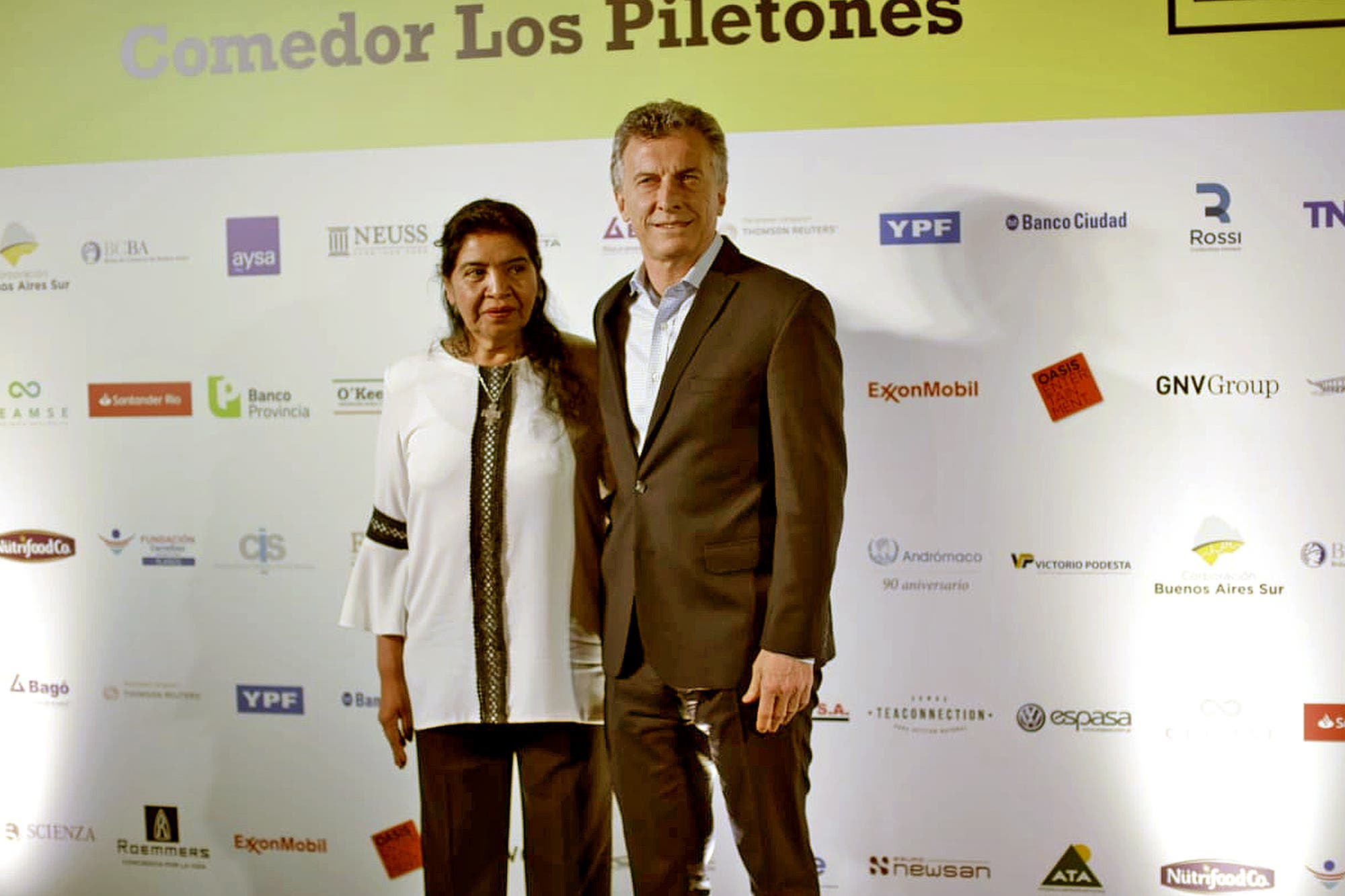 """Margarita Barrientos elogió al Gobierno por la tarjeta alimentaria: """"Están apuntando bien"""""""