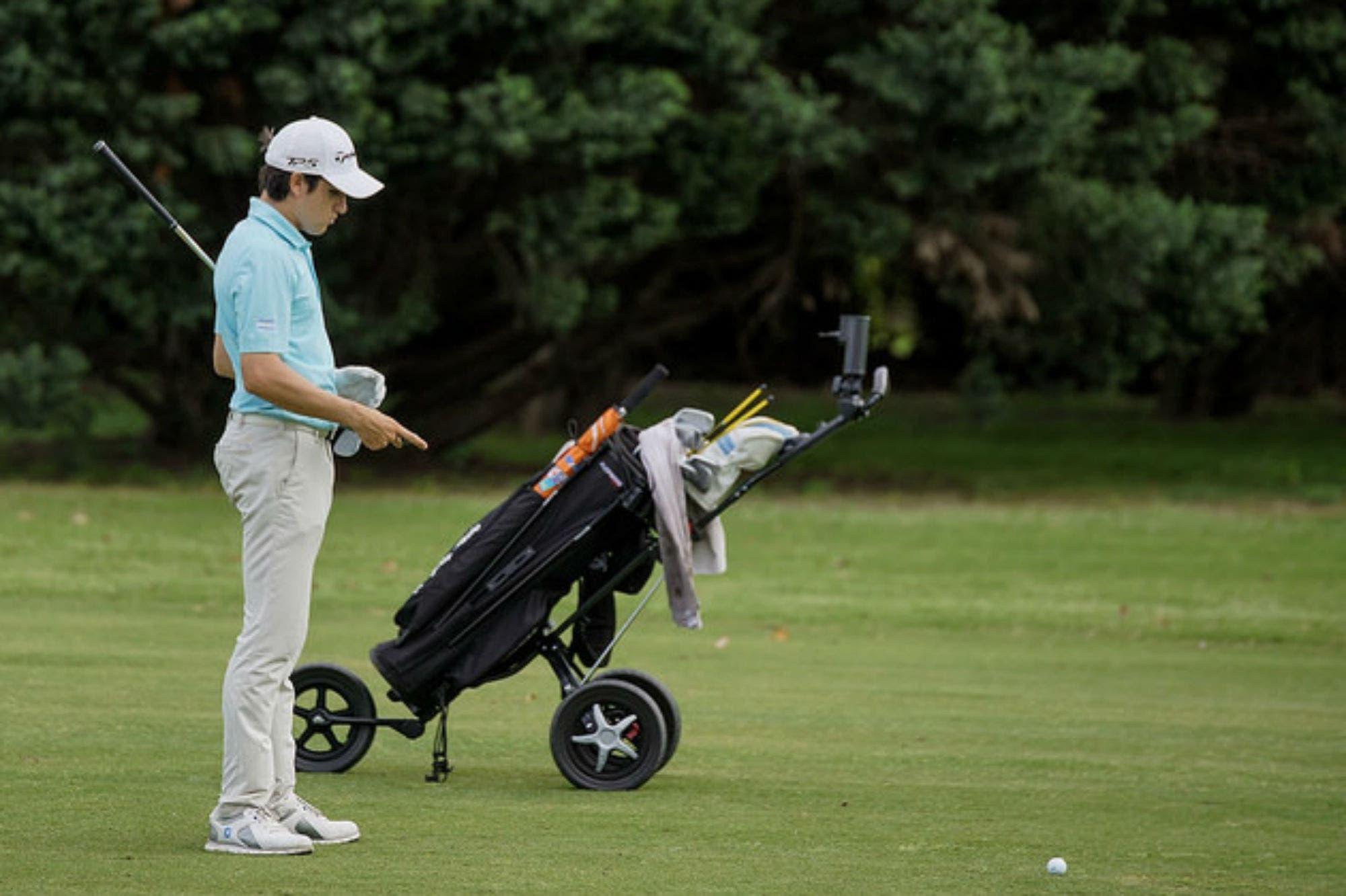 Buenos Aires 2018: por qué un golfista argentino debió irse a dormir con los tenistas
