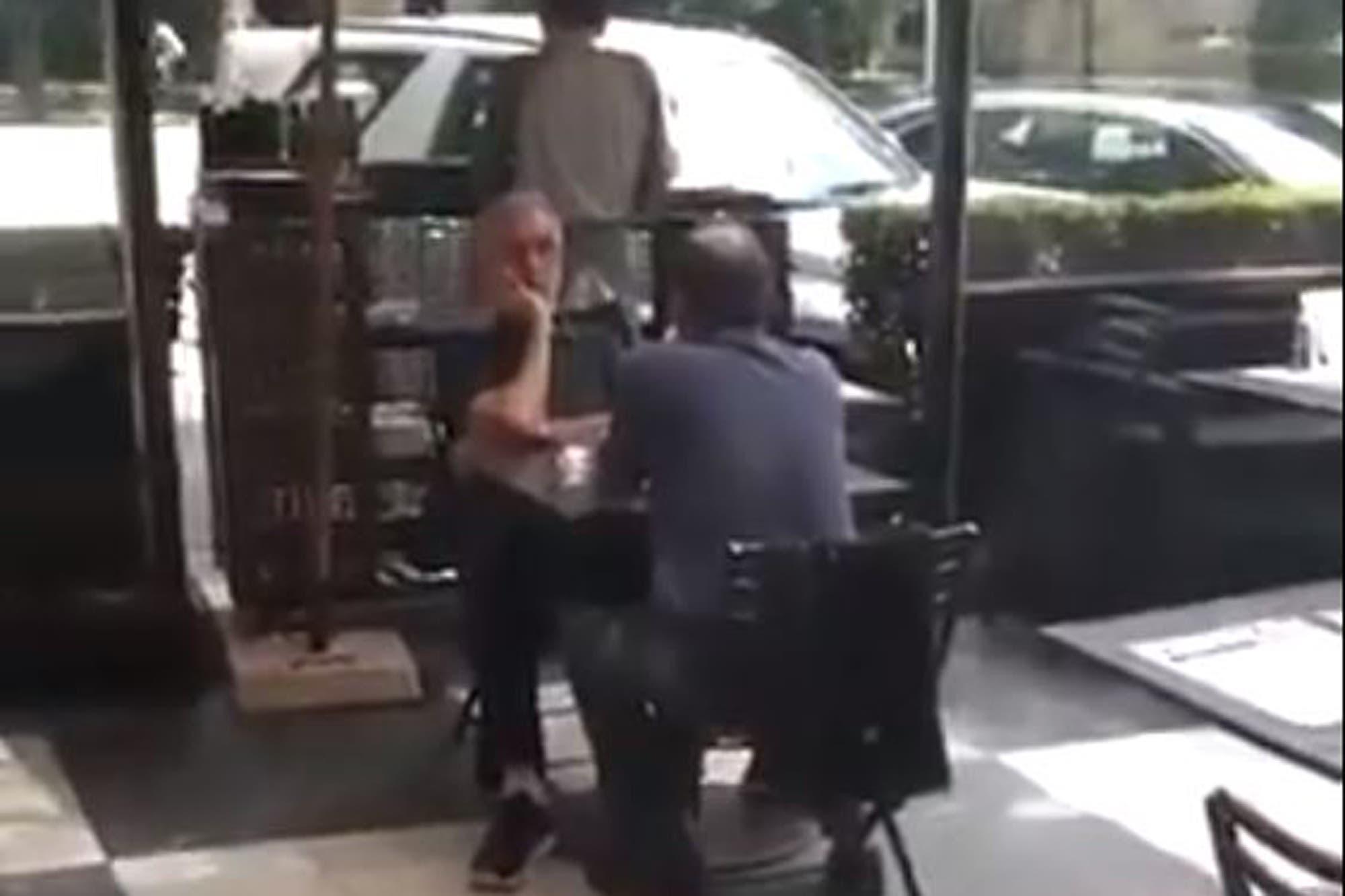 Detuvieron por amenazas a un joven que insultó al fiscal Germán Moldes