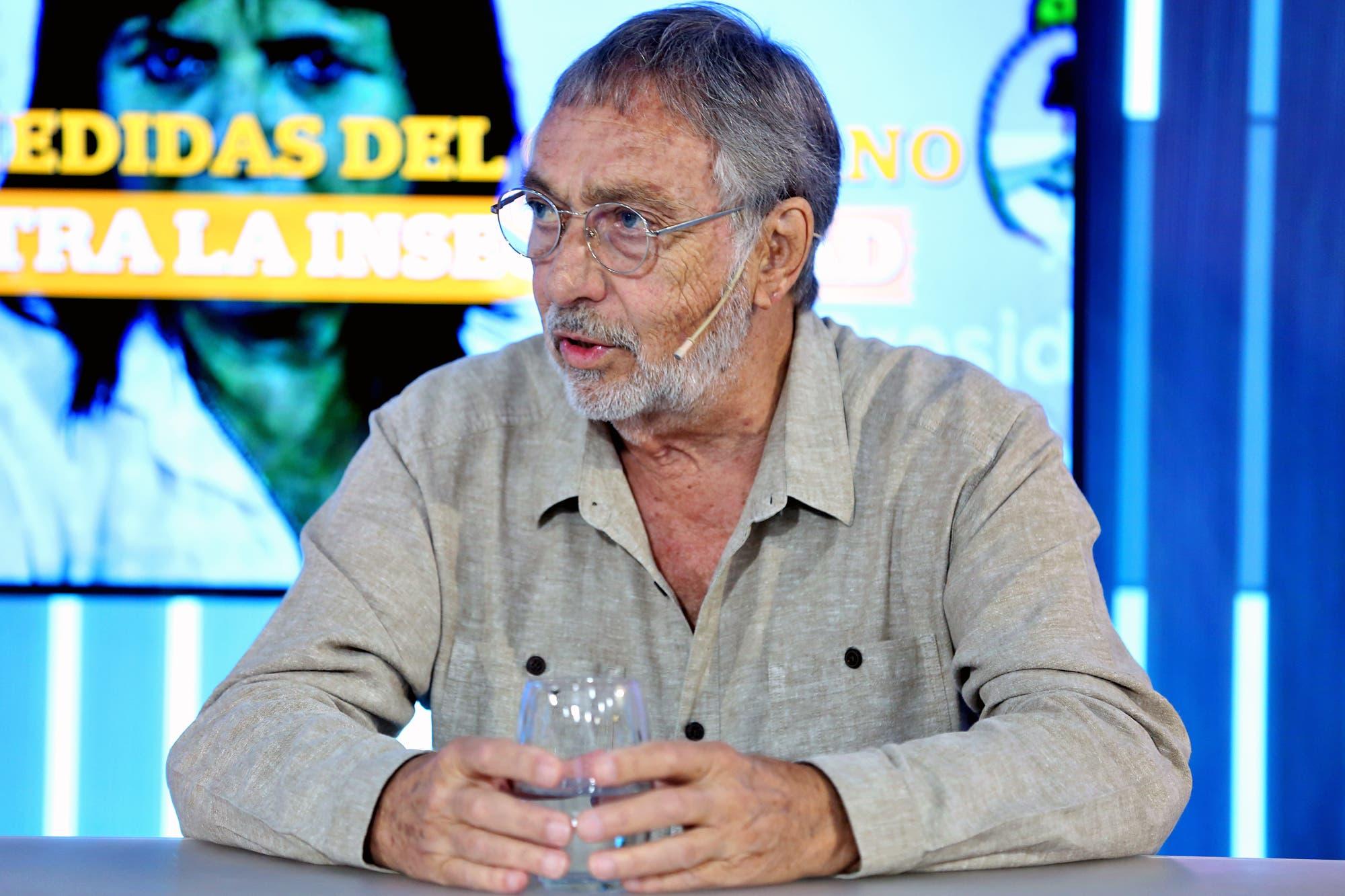 """Luis Brandoni: """"Me parece que lo están inflando demasiado a Martín Lousteau"""""""