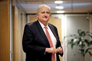 Luis Pagani, presidente de Arcor