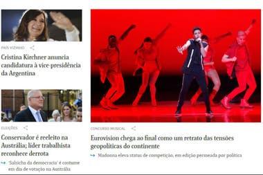 Folha de Sao Paolo