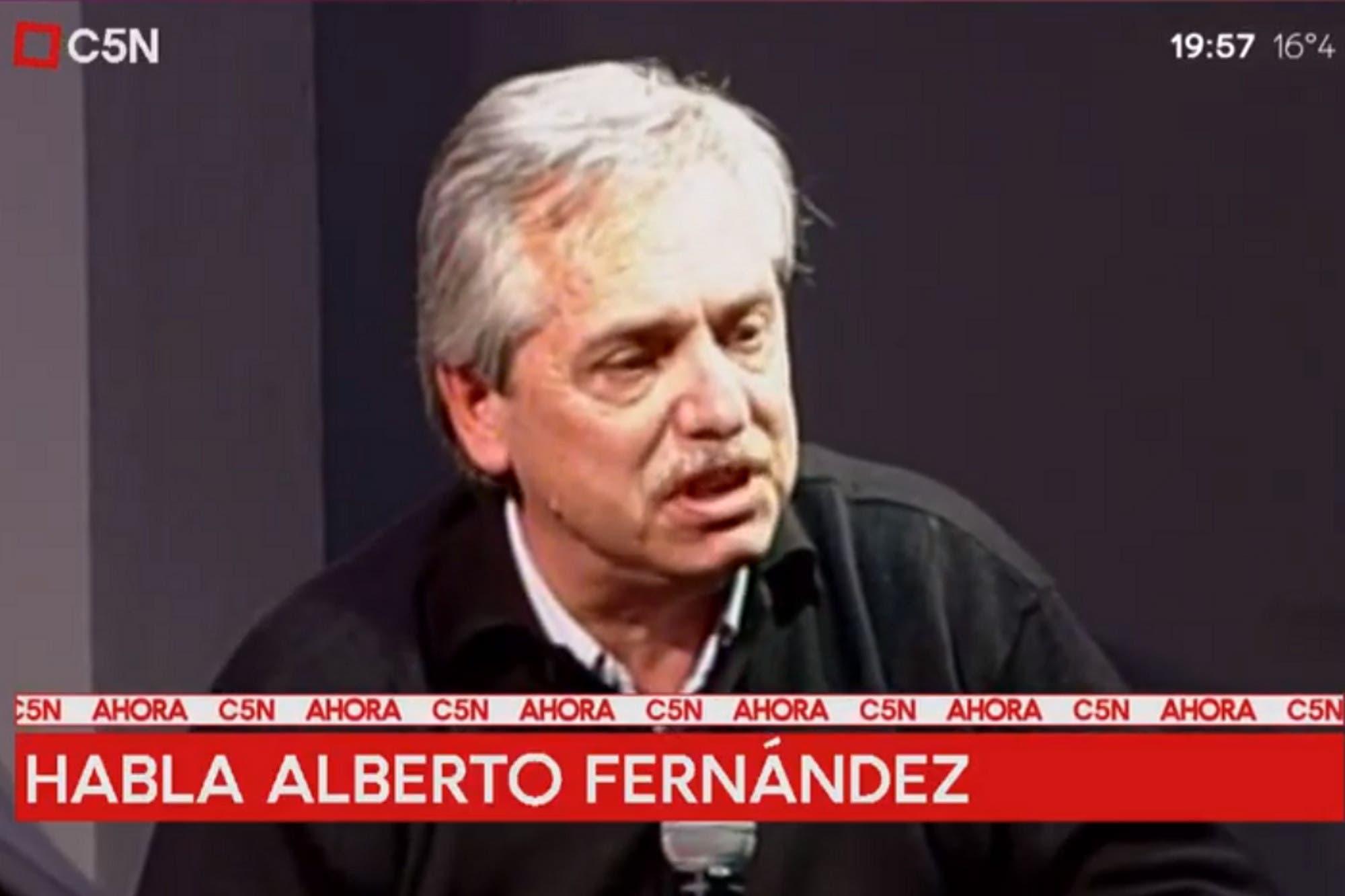"""Alberto Fernández, en su primer acto de campaña: """"Salgamos a convocar a todos"""""""