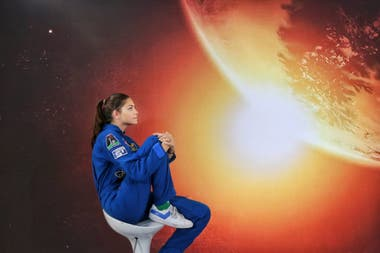 """""""Queremos ir a Marte porque es el planeta más cercano a nosotros"""", dijo Carson"""
