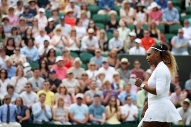 Serena Williams, estará en la final de Wimbledon