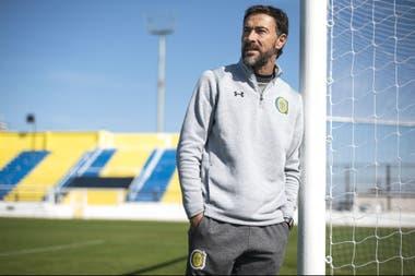 Kily González, en Rosario Central: su hogar en el fútbol