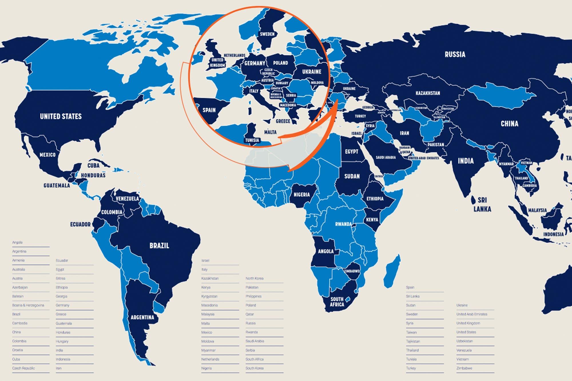 Fake News: la Argentina, entre los países donde se manipulan las redes sociales según la Universidad de Oxford