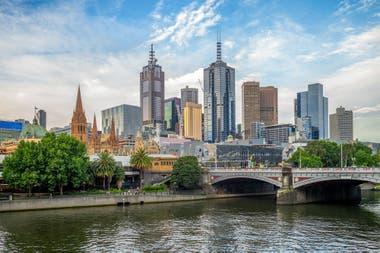Cerca de Melbourne, esta ciudad cobra relevancia