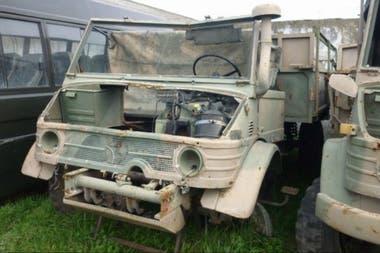 En una subásta de vehículos, chatarra y componentes usados, el Ejército busca recaudar $6,4 millones
