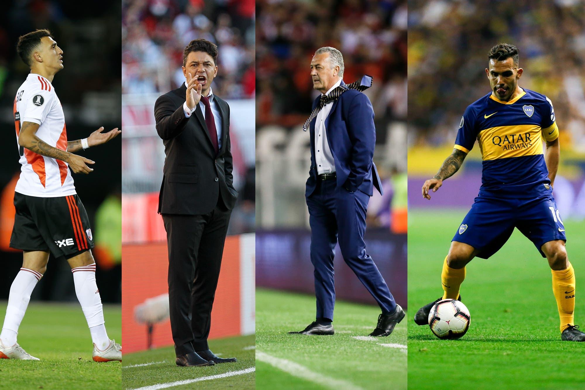 Copa Libertadores: Boca, River, una hazaña, un candidato y cuatro nombres decisivos
