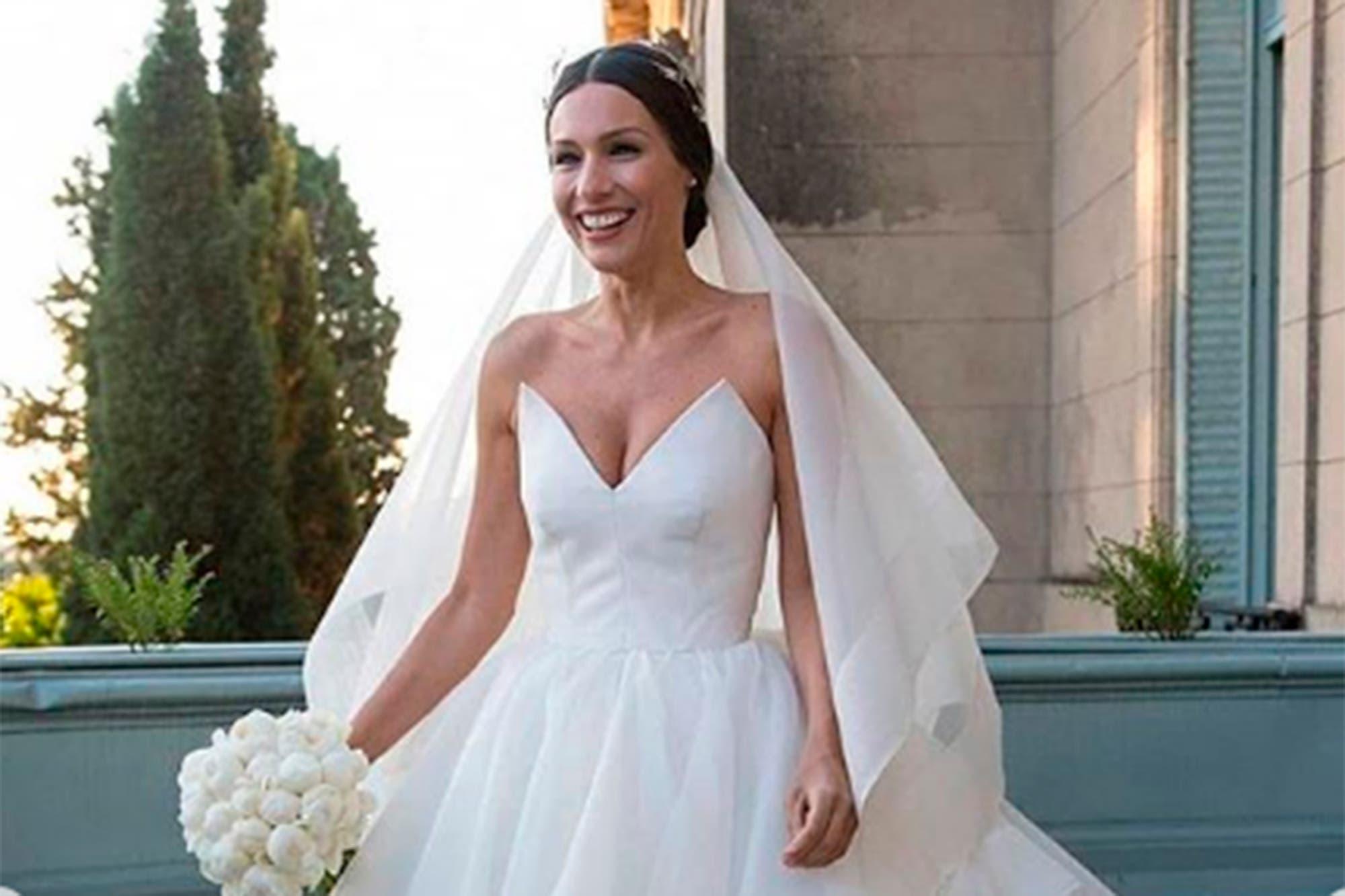 El casamiento de Pampita: el emotivo y revelador video que compartió la modelo sobre su casamiento