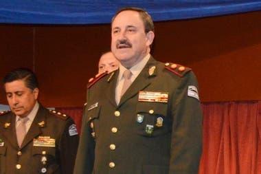 El nuevo jefe de la Gendarmería: comandante general Andrés Severino