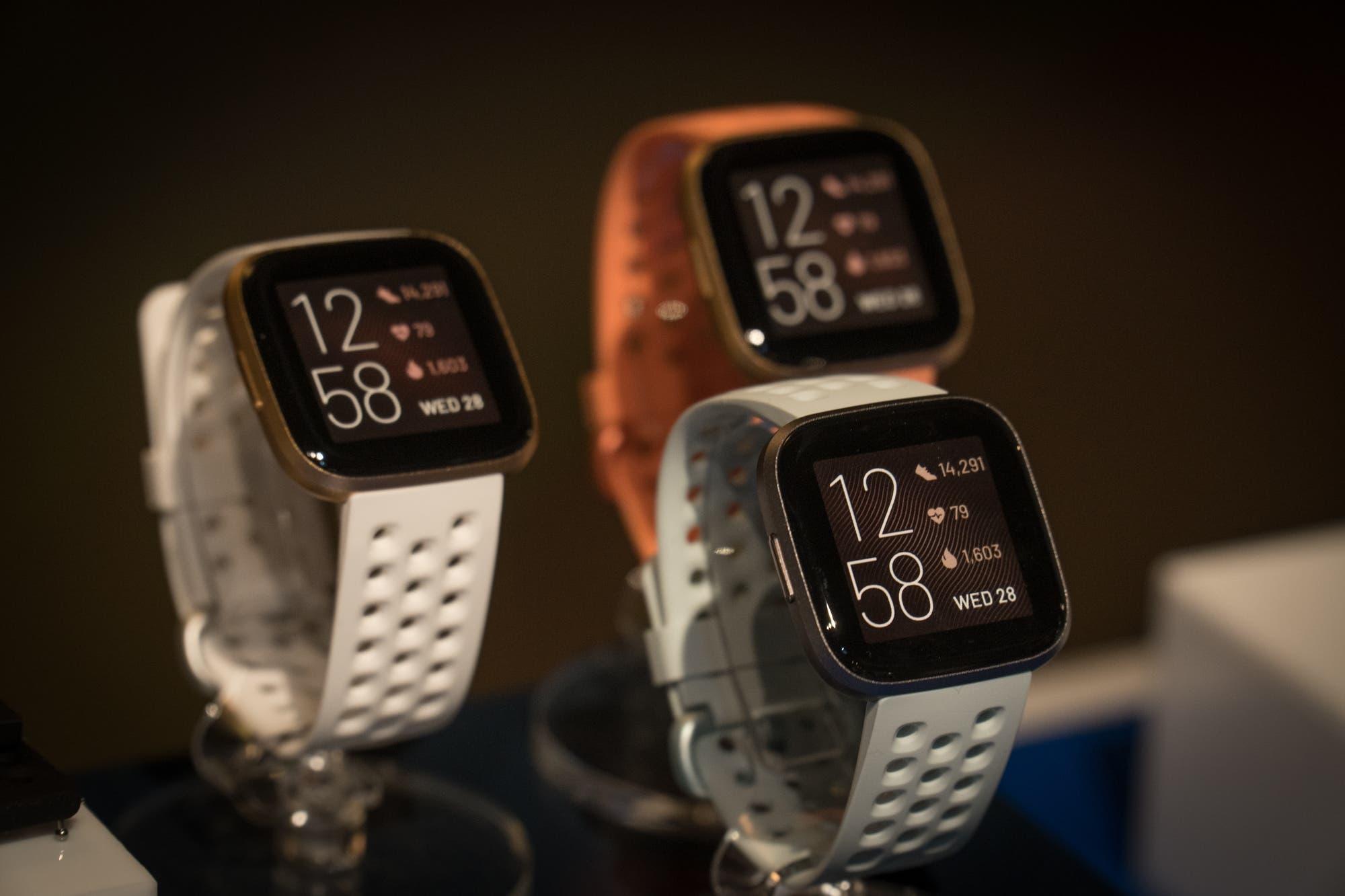 Los relojes Ionic y Versa de Fitbit ahora miden la oxigenación en sangre con una actualización de firmware