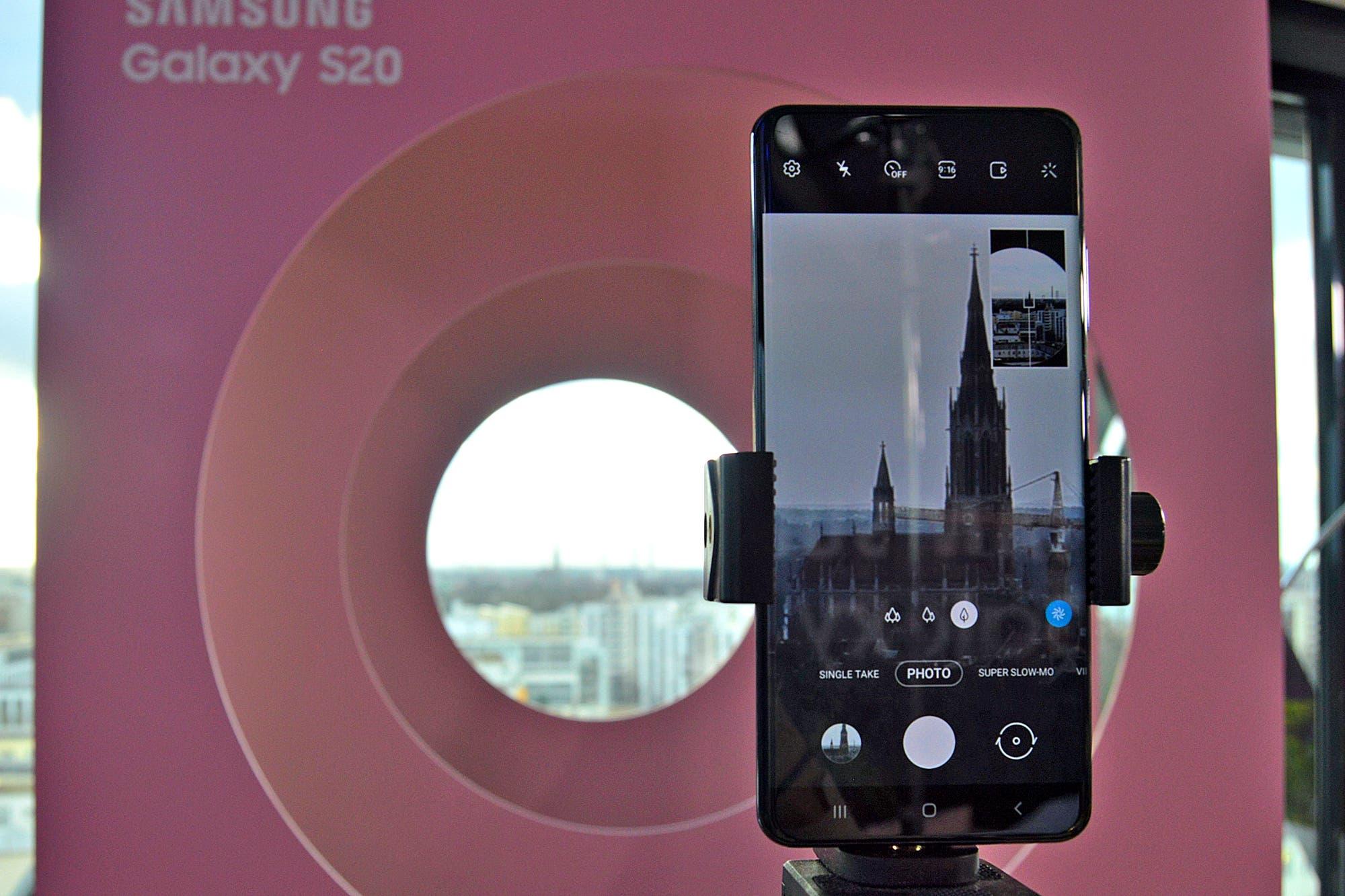 Galaxy S20 y Galaxy Z Flip: los nuevos celulares de Samsung llegarán en abril a la Argentina