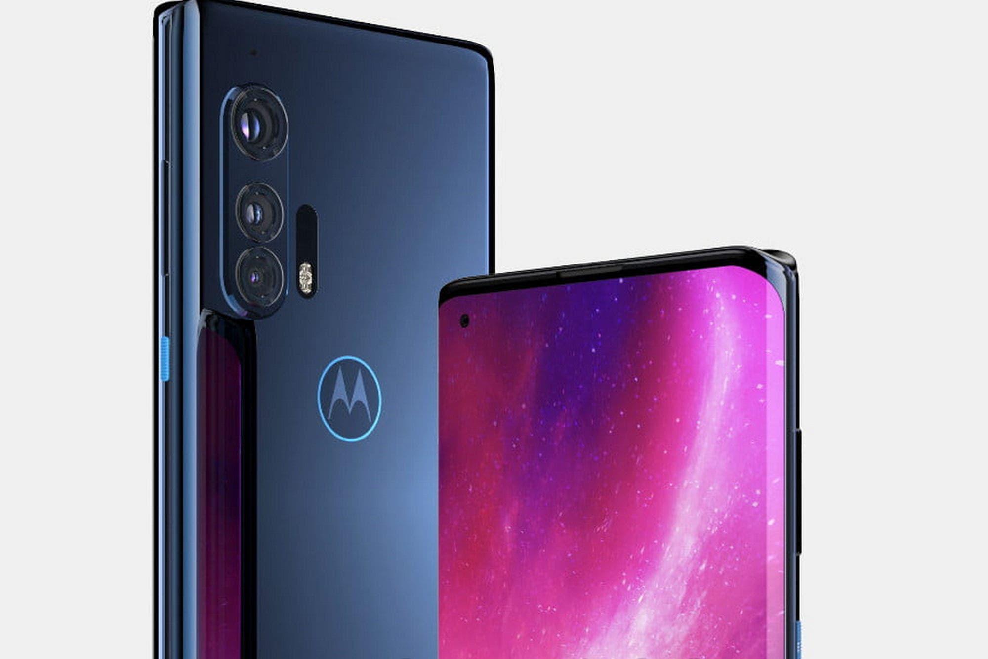 Motorola presentará su teléfono insignia con pantalla curva el 22 de abril