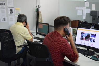 En la línea 102 se registró un aumento exponencial de las llamadas durante la cuarentena